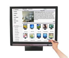 17 LCD Touch Monitor - TM-1712MIR
