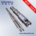 Conical twin screw barrel - HYLG01