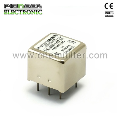 PCB Mounting Filters - PE1000
