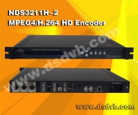 MPEG-4 H.264/avc HD digital encoder - NDS3211H