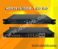 DVB-S2/S satellite digital receiver - NDS3916