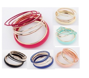Hot Selling Fashion Bangles for Cute Girls