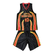 Full Sublimation Printing Latest Basketball Jersey Design