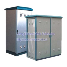 Electrical metal cabinet - DMC003