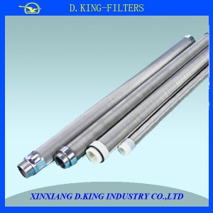 Factory sales candle filter - candle filter