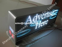 Brazil Taxi Top LED Display Advertising