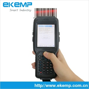 Mobile Computer, Biometric Fingerprint PDA with Passport Scanner (X6) - X6