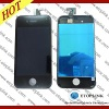 Mobile phone lcd for iphone 4g complete