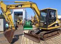 Caterpillar 307B Used excavator