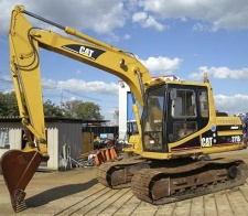 Caterpillar 311B Used excavator
