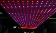 led RGB beam light for building landscape - EXS-42-I