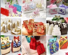 Wedding Favor Box Jeweller favors bag candy box favors wedding party Birthday Baby shower favors