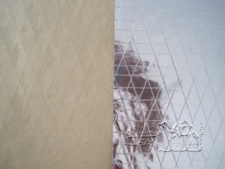 DOUBLE SIDED ALUMINUM FOIL-SCRIM-KRAFT FACING - ASKA