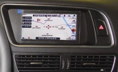 Audi A4/A5 Multimedia Interface/GPS/Navigation/Video/DVD - No1: AUDI A4/A5