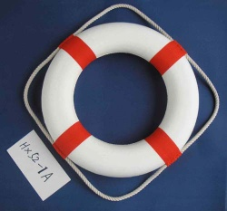 Decor life preserver rings