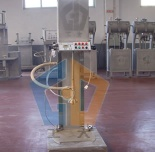 .Keg simple filling machine with two , four heads - 08