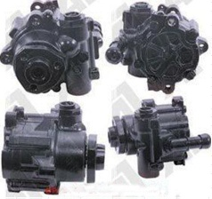 Power Steering pump for Volkswagen Jetta - 4