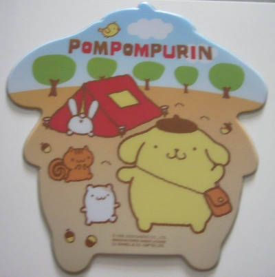 Advertising mouse pad - MP-003
