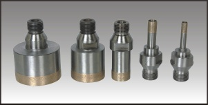 threaded shank drill bits - ZR-008