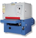 New Type - Lacquered Panel Wide Belt Sander - Grainmatic