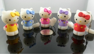 Hello Kitty usb flash drive - Grandy-U00010