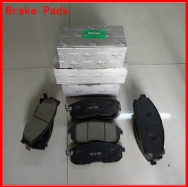 brake pads for NISSAN CABSTAR E 110.35/120.35/120.45/75.28/90.32 41060-9X225 - BRAKE PAD 410609X225