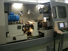 ZK2108*2B/500 Double-Spindle CNC Deep Hole Drilling Machine