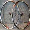 SRAM S30 AL Race Wheelset 700c Aluminum Wheels 10 Speed Road Toroidal 30mm Rims - 180998083838