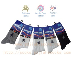 dress sport socks,cotton sports socks,mens sports socks - GZ005