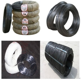 Black iron wire - wire