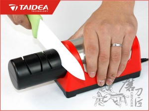 Electric Knife Sharpener - T1031D