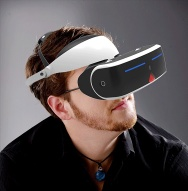 HICCOO 90 mobile theater,video glasses with wifi,bluetooth,gamepad - HMD-302
