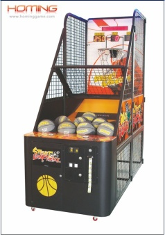 Street Basketball game machine