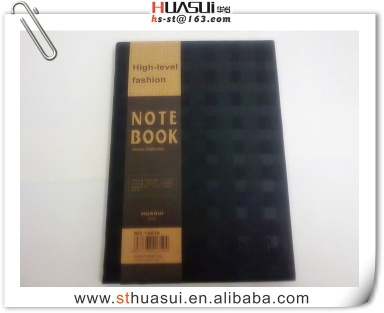 high class fuctional pvc cover notebook, address note book - 16030