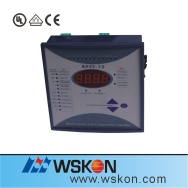 Reactive power automatic compensation controller - RPCF