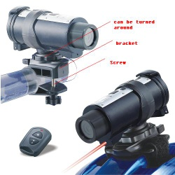 Waterproof Helmet HD Camera - INV066