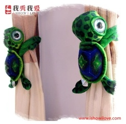 Turtle Curtain Hanging Ornament - 10136