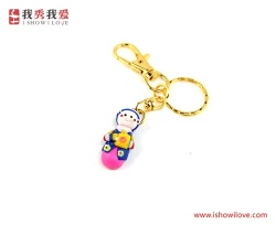 Doll Key Chain - 10041