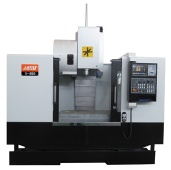 JASU 3-axis Linear Guide CNC Milling Machine