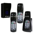wireless digital voice door phone for long distance 500m 1V3 - JS-AD301-2