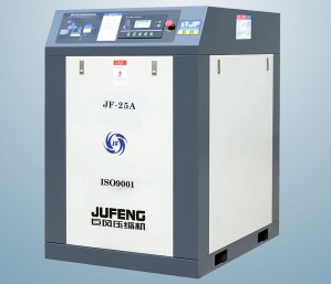 Oil Injected Belt Driven Screw Air Compressor(CE& ISO Certificate) - Air Compressor