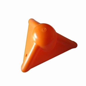 Plastic Corner Protector for Tarps - Orange - PBP-08J