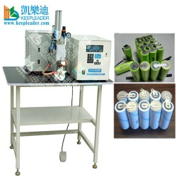 DC Capacitive Discharge Dual Pulse Battery Welding machine - DC Capacitive Discha