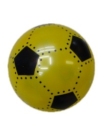 spray painted ball - 6002