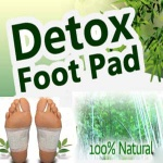 detox foot patch - KQ-0001
