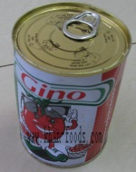 canned tomato paste - 400g