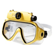 Diving Mask Camera Waterproof  15 Meters - KP-DMC92
