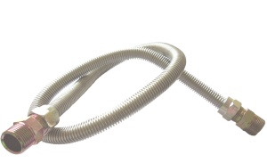 stainless steel flexible gas connectors
