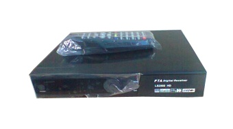 DVB-S2 HD digital satellite tv receiver - LS2860