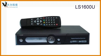 DVB-S digital set top boxes - LS1600U